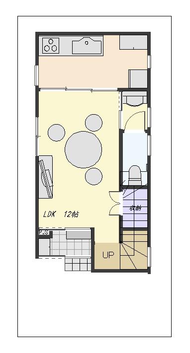 case096 floor map 1F